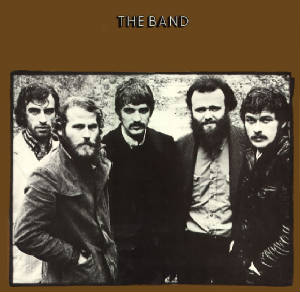 The Band. 1969. Capitol STAO-132